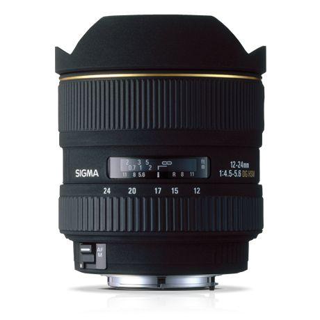 Sigma 12-24mm / 4.5-5.6 EX DG