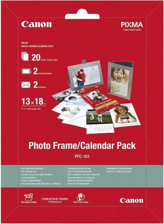 Canon képkeret/naptár készlet 13x18cm 20lap