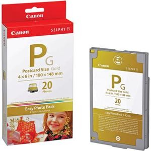 Canon Pg (Postcard Size Gold)