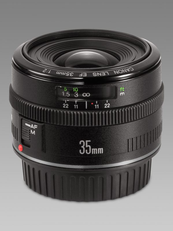 Canon EF 35mm / 2.0