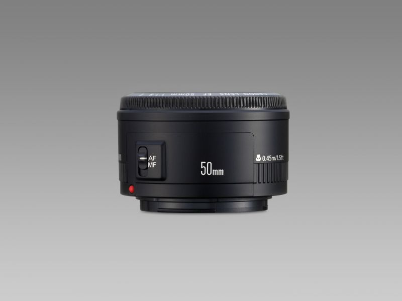 Canon EF 50mm / 1.8 mark II