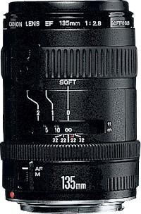 Canon EF 135mm / 2.8 (Softfocus)