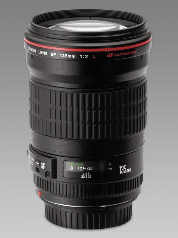 Canon EF 135mm / 2.0 L USM