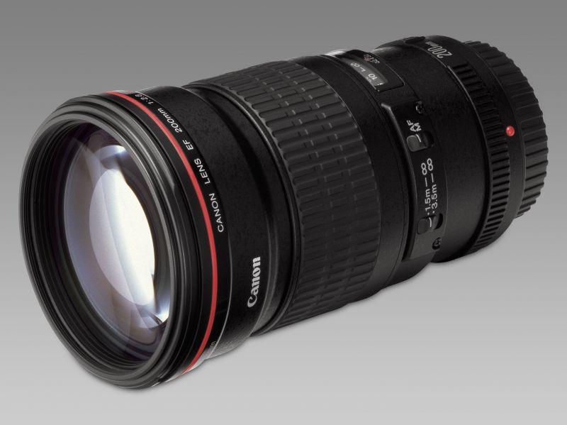 Canon EF 200mm / 2.8 L USM mark II