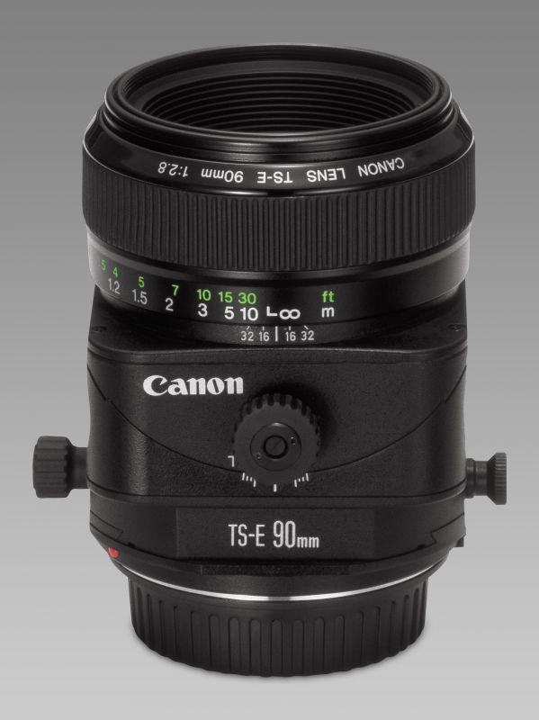 Canon TS-E 90mm / 2.8