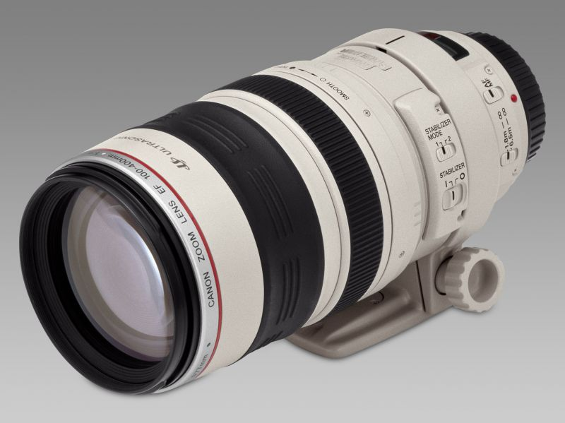 Canon EF 100-400mm / 4.5-5.6 L IS USM