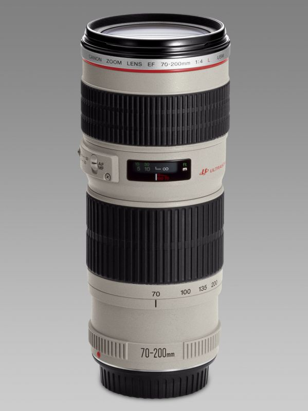 Canon EF 70-200mm / 4.0 L USM