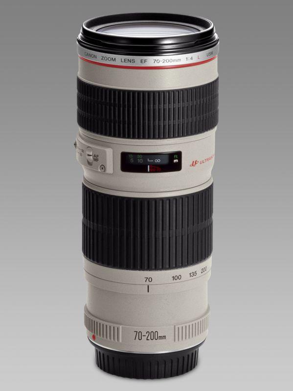Canon EF 70-200mm / 4.0 L USM - 3 év garanciával**