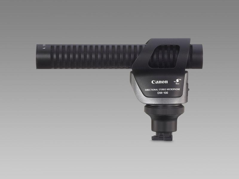 Canon DM-100 irányított sztereó mikrofon