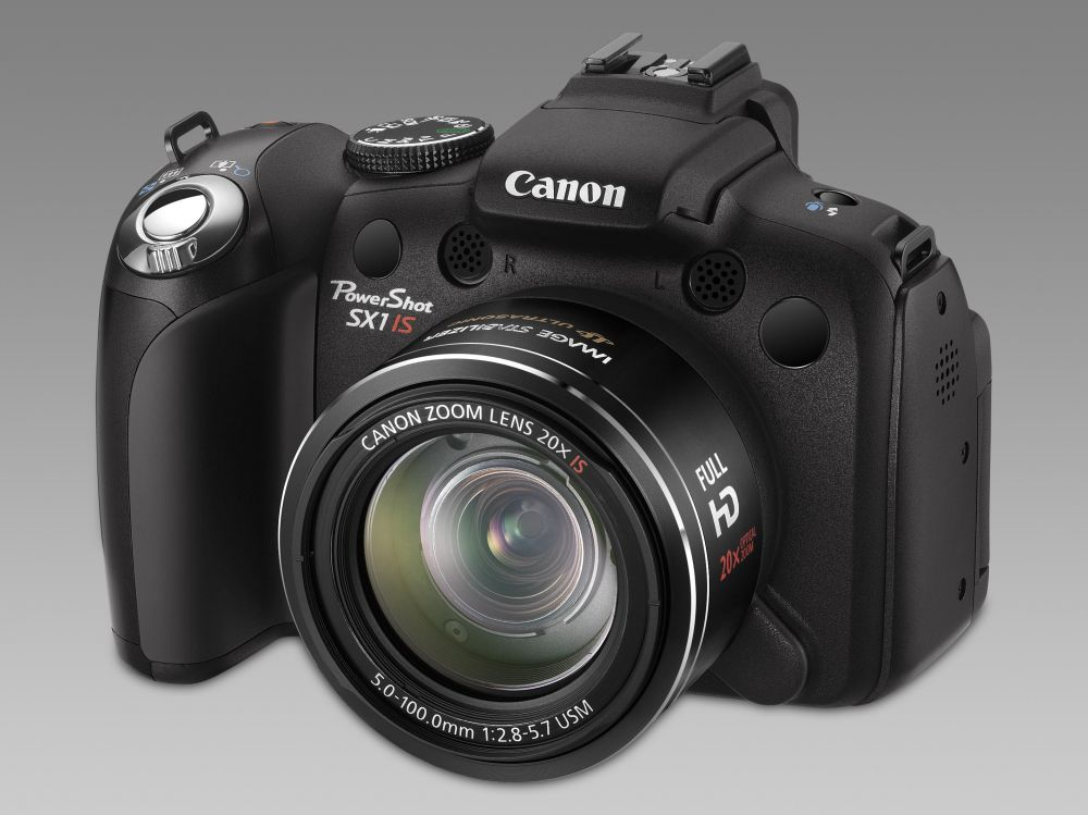 Canon PowerShot SX1is