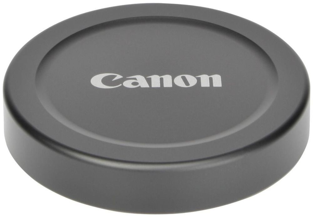 Canon E-73 objektív sapka (Canon EF 15mm / 2.8 Fisheye)