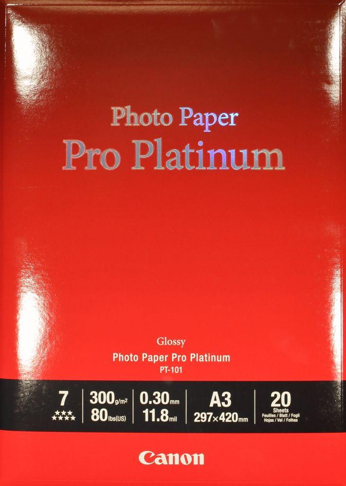 Canon Photo Paper Pro Platinum PT-101 (A3)
