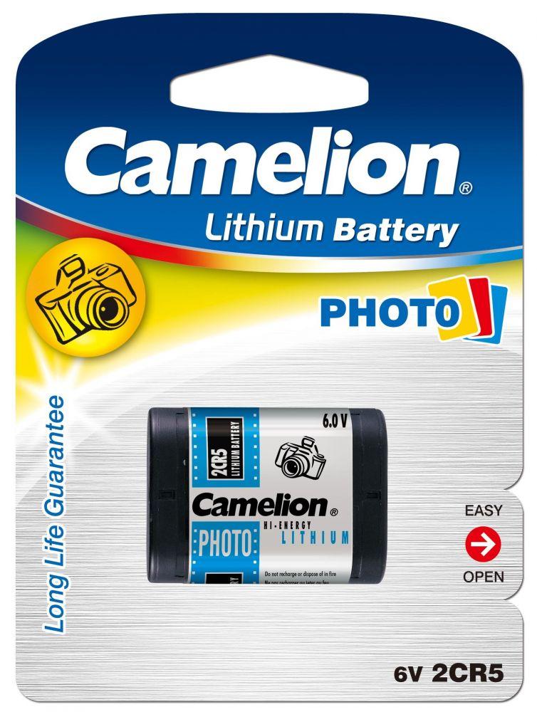 Camelion 2CR5 fotóelem 6V