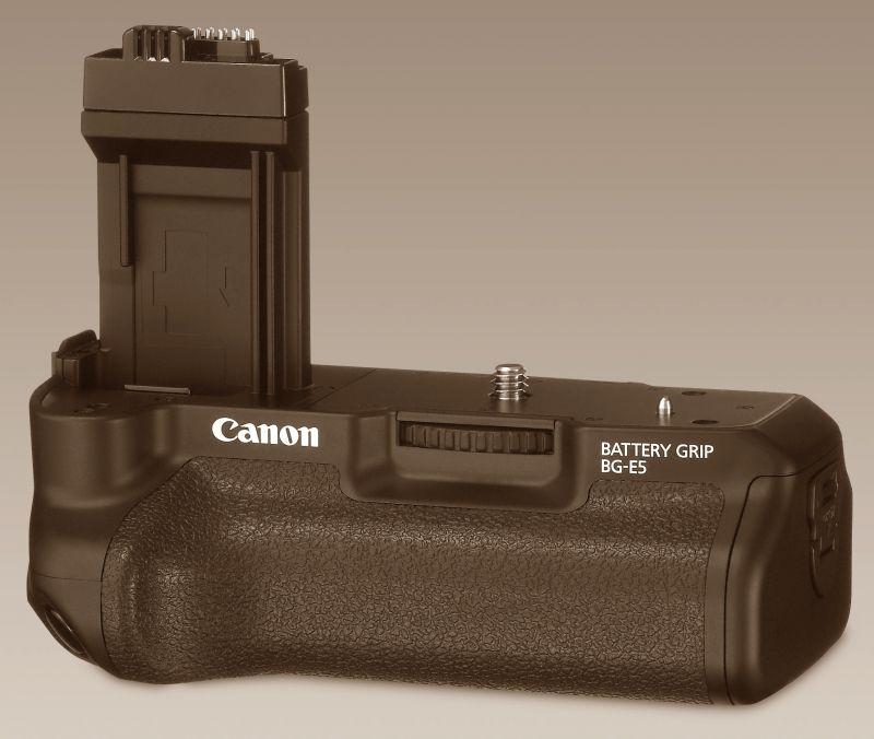 Canon BG-E5 markolat