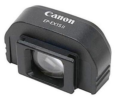 Canon EP-EX15 II szemkagyló hosszabbító