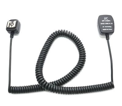 JJC TTL csatlakozó kábel (5m) (for Canon)