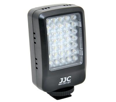 JJC LED-35 mini LED lámpa