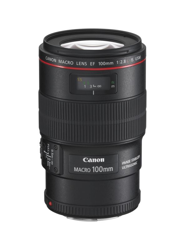 Canon EF 100mm / 2.8 L IS USM Macro