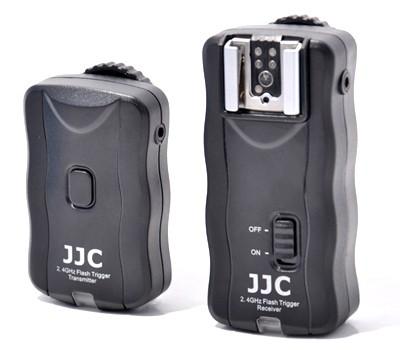 JJC JF-G1 vezeték nélküli távirányító vakuhoz