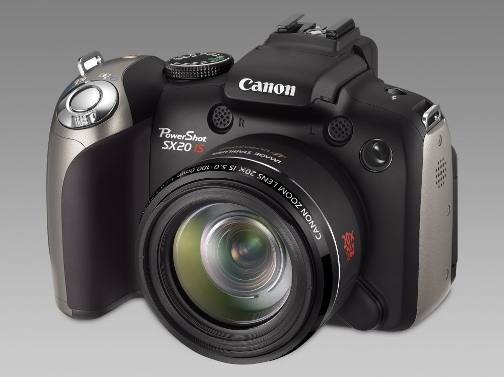 Canon PowerShot SX20is