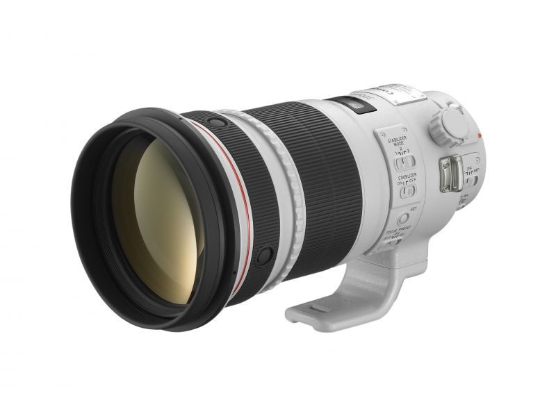 Canon EF 300mm / 2.8 L IS USM mark II
