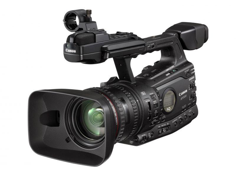 Canon XF300 Professzionális videokamera