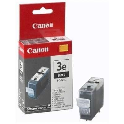 Canon BCI-3e patron (fekete)