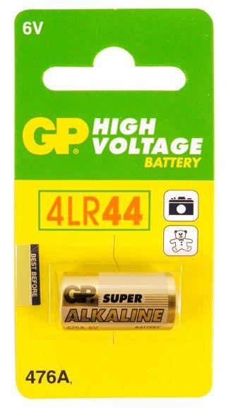 GP High Voltage 6V elem