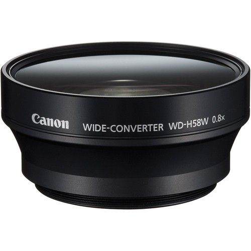 Canon WD-H58W (0.8x)