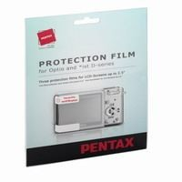 Pentax Protection films for 2,5'' LCD screen