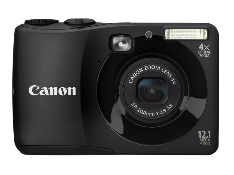 Canon PowerShot A1200 (fekete)