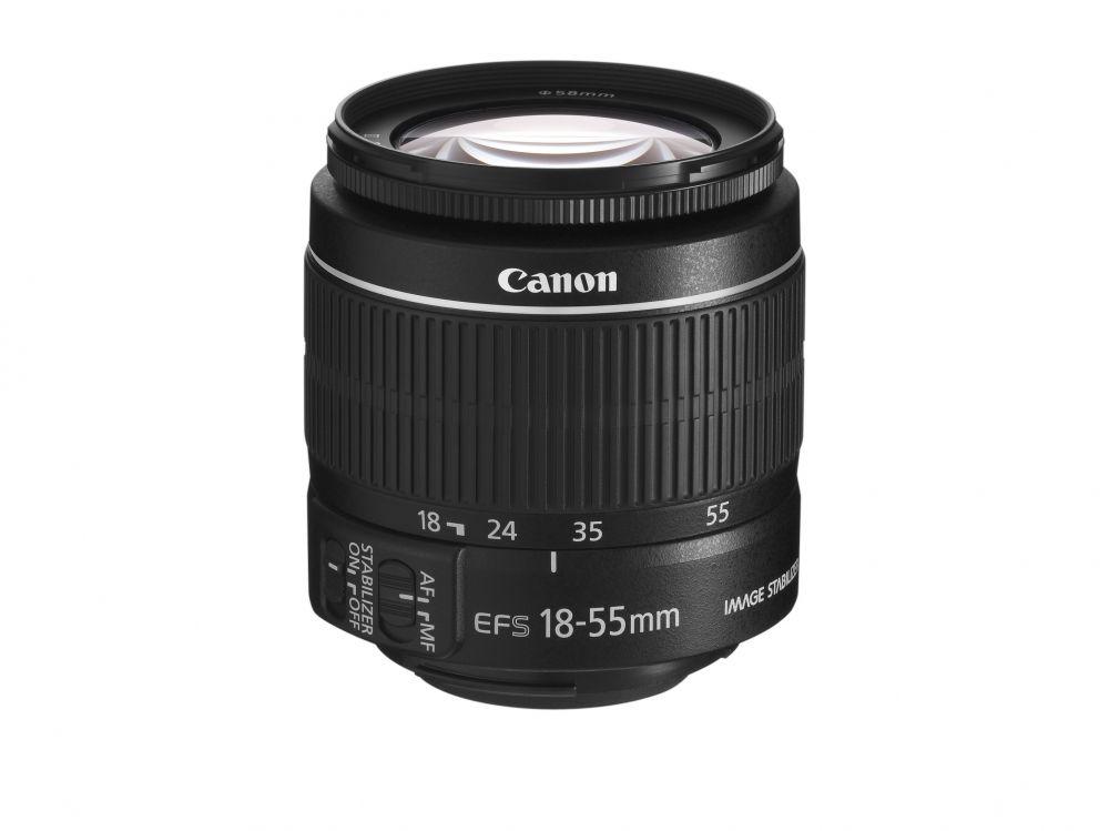 Canon EF-S 18-55mm / 3.5-5.6 IS mark II