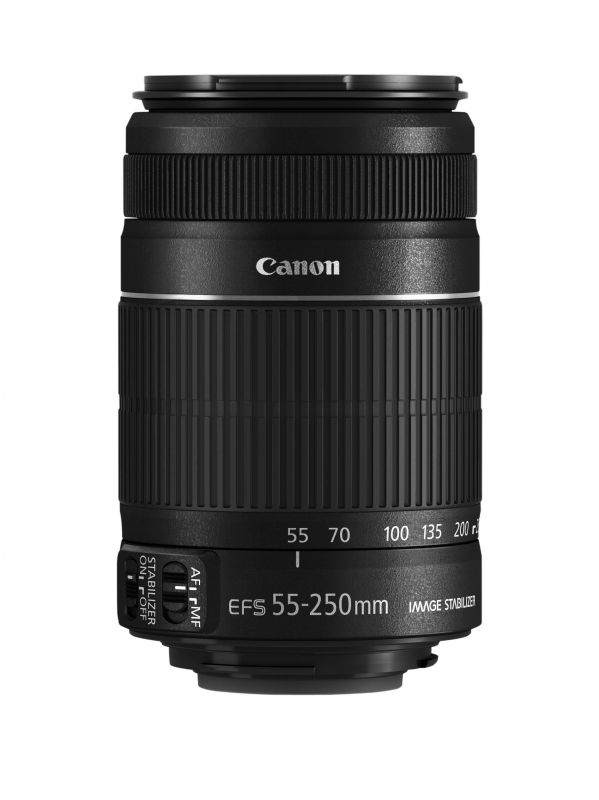 Canon EF-S 55-250mm / 4.0-5.6 IS II