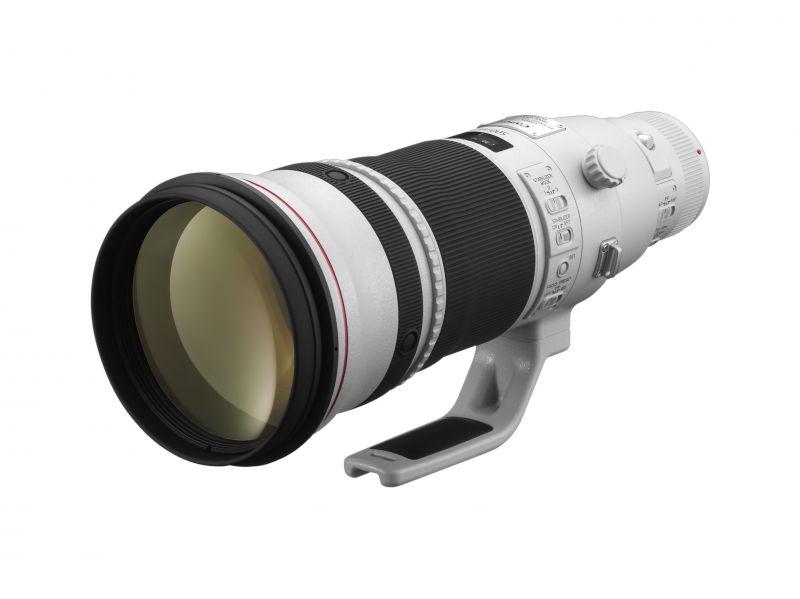 Canon EF 500mm / 4,0 L IS USM mark II - 3 év garanciával**