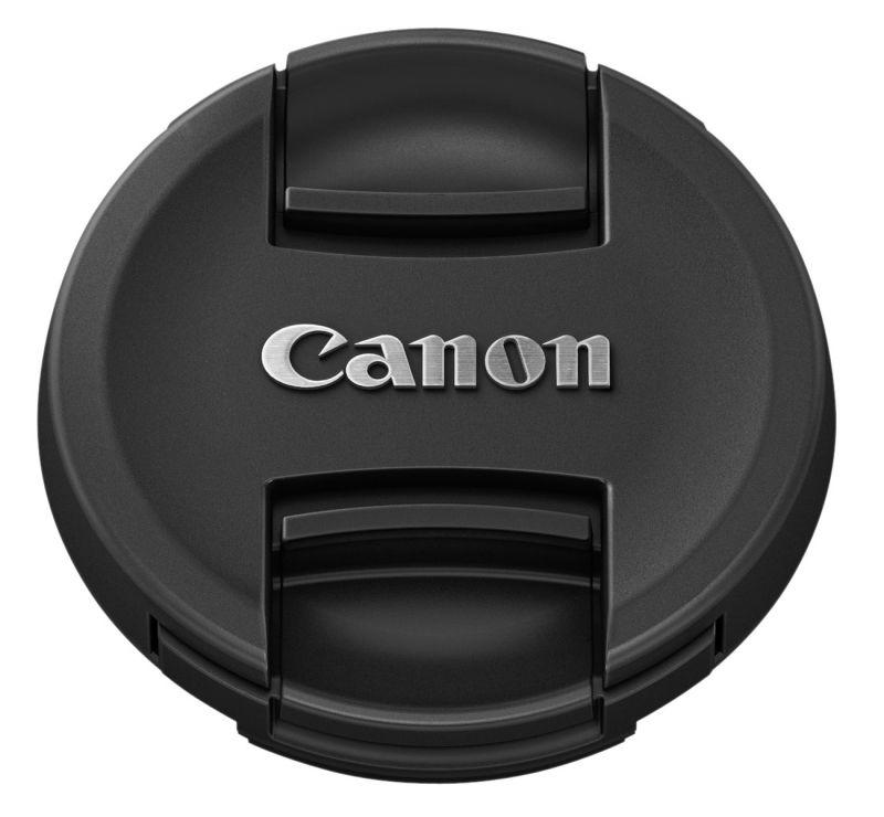 Canon E-58II objektív sapka
