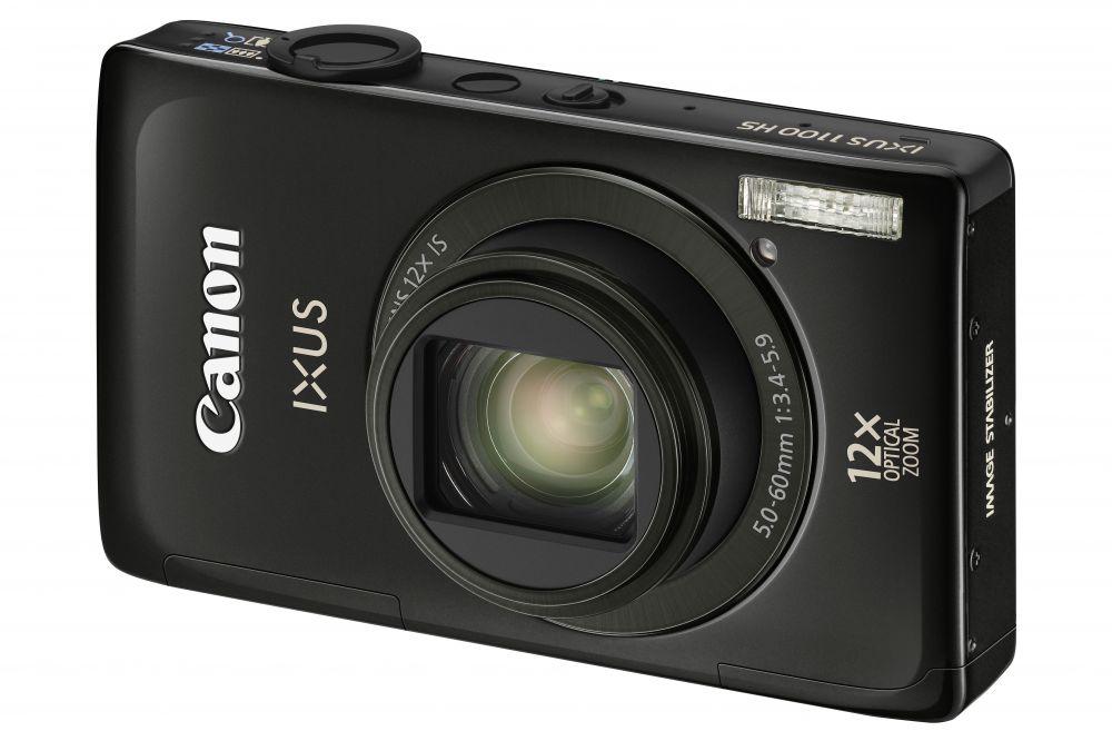 Canon Ixus 1100HS (fekete)
