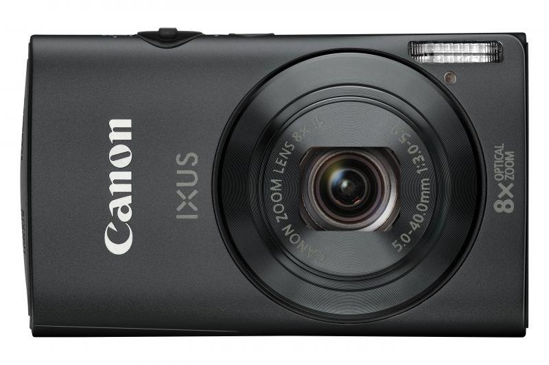 Canon Ixus 230HS (6 színben) (fekete)