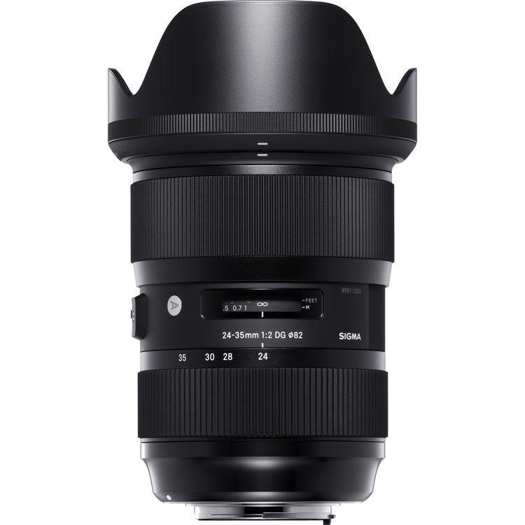 Sigma 24-35mm / 2 DG HSM Art - Nikon bajonettes