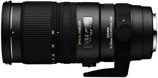 Sigma 70-200mm / 2.8 EX DG OS HSM (for Nikon)