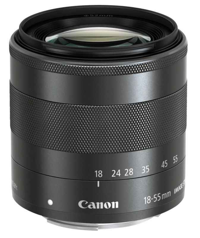 Canon EF-M 18-55mm / 3.5-5.6 IS STM