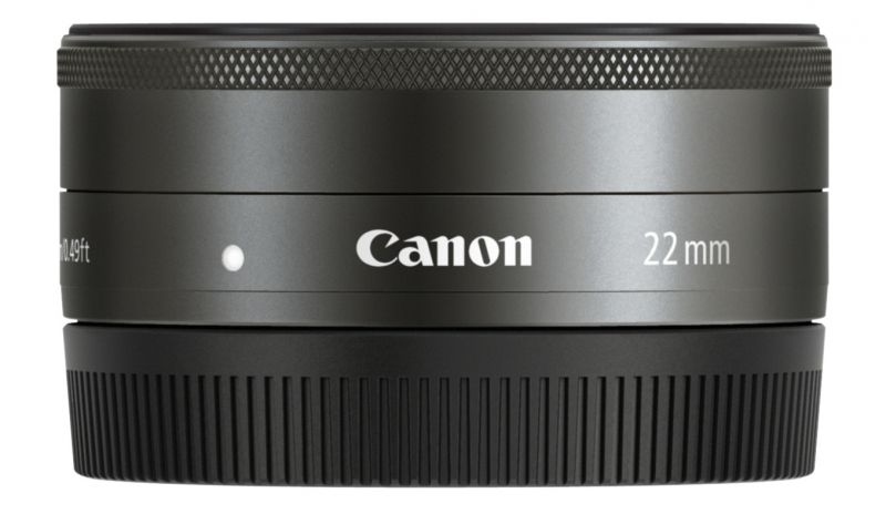 Canon EF-M 22mm / 2.0 STM