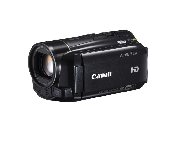 Canon LEGRIA HF M52 (Wi-Fi) (VUK)