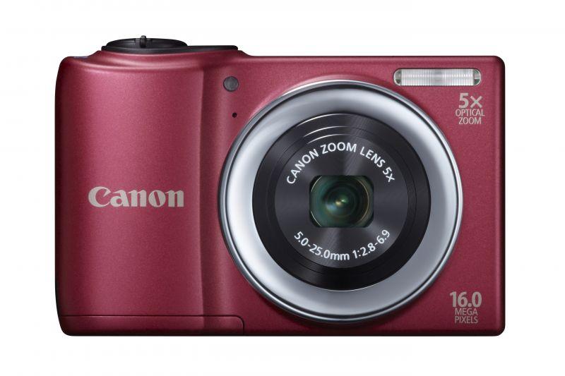Canon PowerShot A810 (3 színben) (piros)
