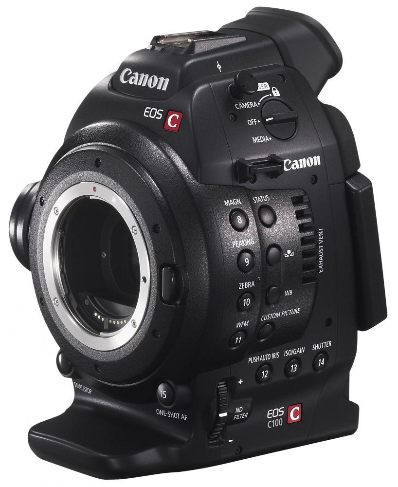 Canon EOS C100 (NO-DAF) váz