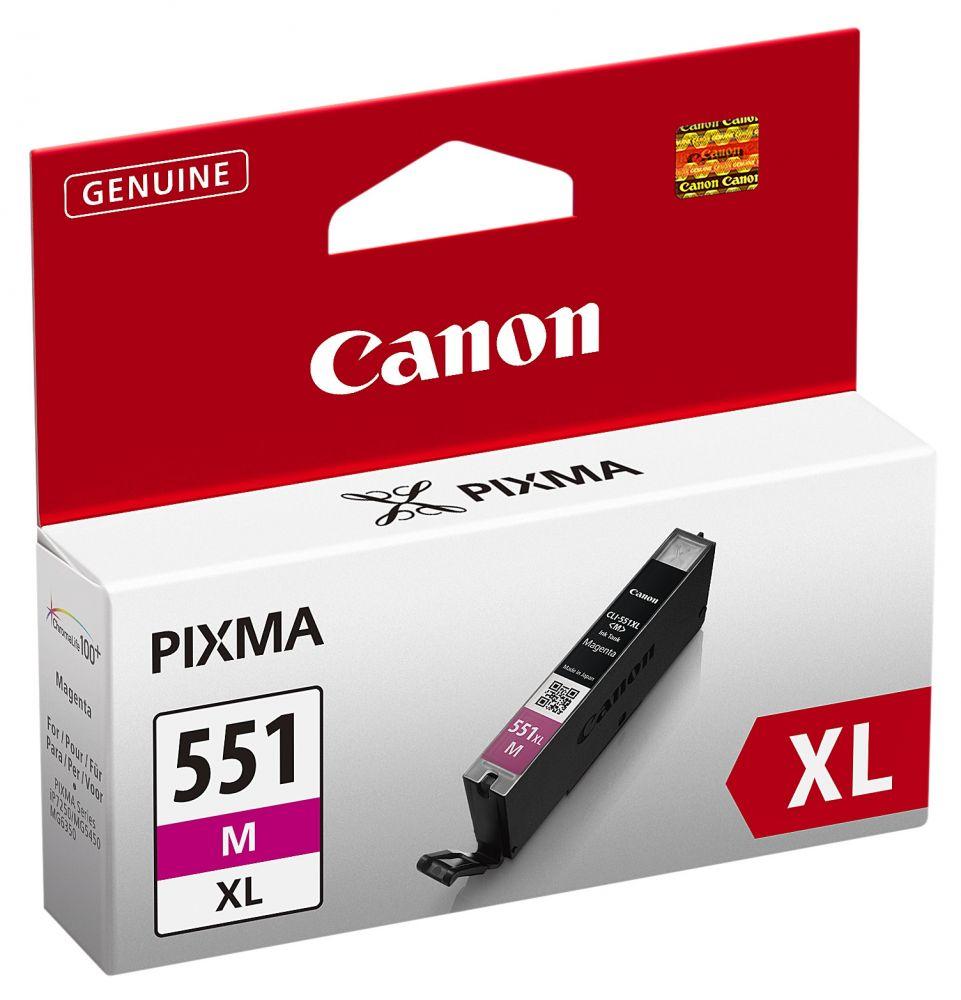 Canon CLI-551XL (M) tintapatron