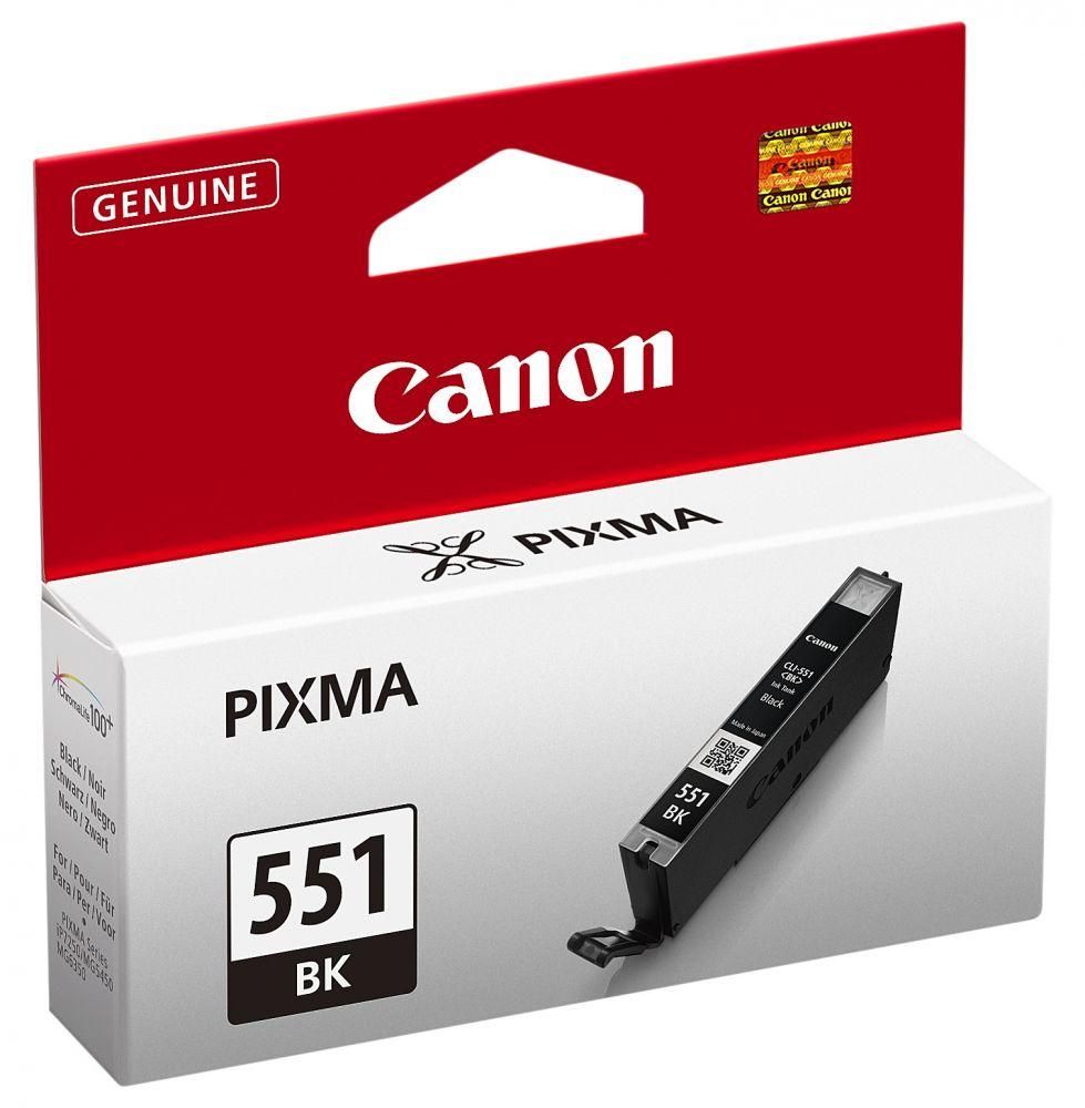 Canon CLI-551 (BK) tintapatron