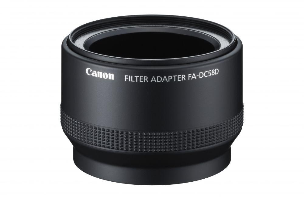 Canon FA-DC58D objektívszűrő-adapter