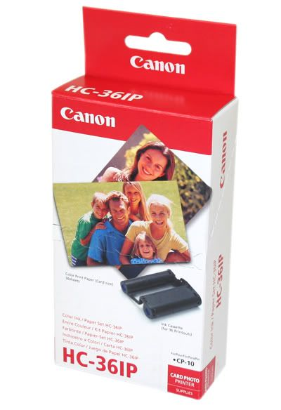 Canon HC-36IP