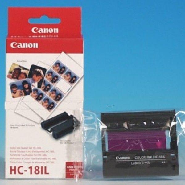 "Canon HC-18IL (""bélyeg""matrica)"