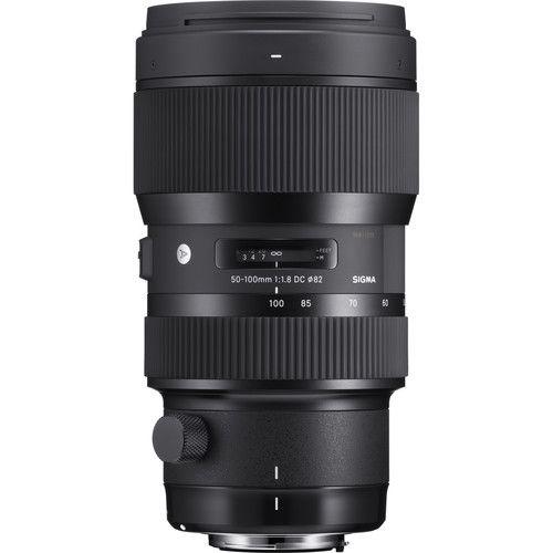 Sigma 50-100mm / 1.8 DC HSM Art - Canon bajonettes